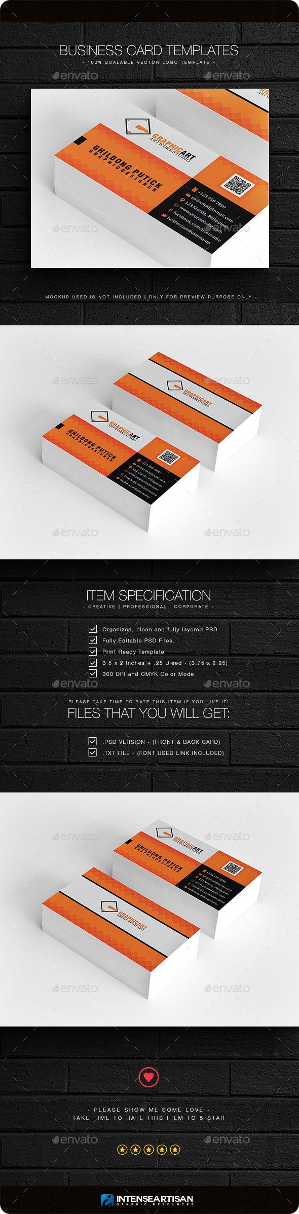1470 best Minimal Business Card Design images on Pinterest ...