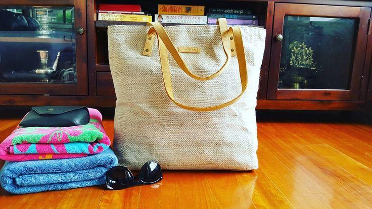 #fairtrade #ethicallymade #beachbags at #kaaya