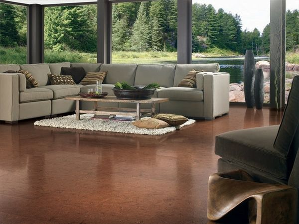 Cork And Cork Flooring Ideas The Many Advantages Of The Material