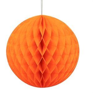 Orange papirbold