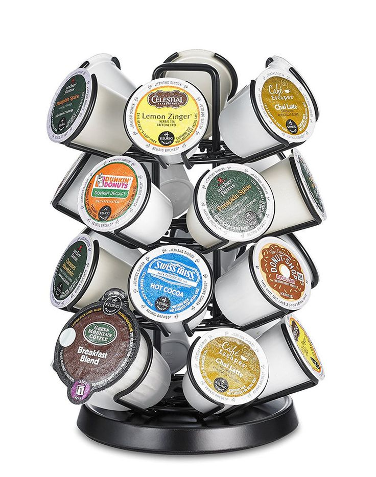 25 Best Ideas About Keurig Storage On Pinterest Coffee