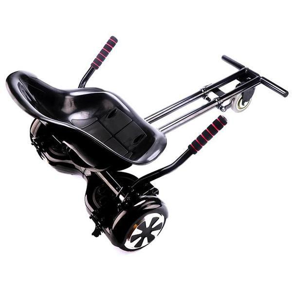 Hoverboard HoverCart Kid Hover Kart Self For Balancing Electric Hoverkart GoKart