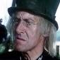 The Crowman (Geoffrey Bayldon) from Worzel Gummidge