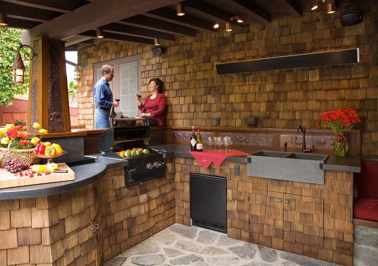 Best 25 modular outdoor kitchens ideas on pinterest backyard kitchen outdoor grill area and - Ulaelu outdoor kitchen ...