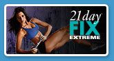 21 DAY FIX EXTREME<sup>®</sup> If you want to take your fitness to the extreme, then this 21 day fix extreme dvd is the right work out for you   If you're interested please message me