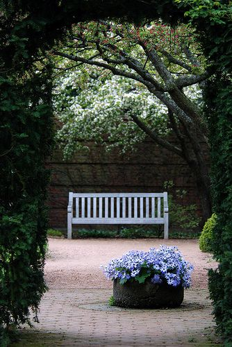 144 Best Images About Bench On Pinterest Gardens