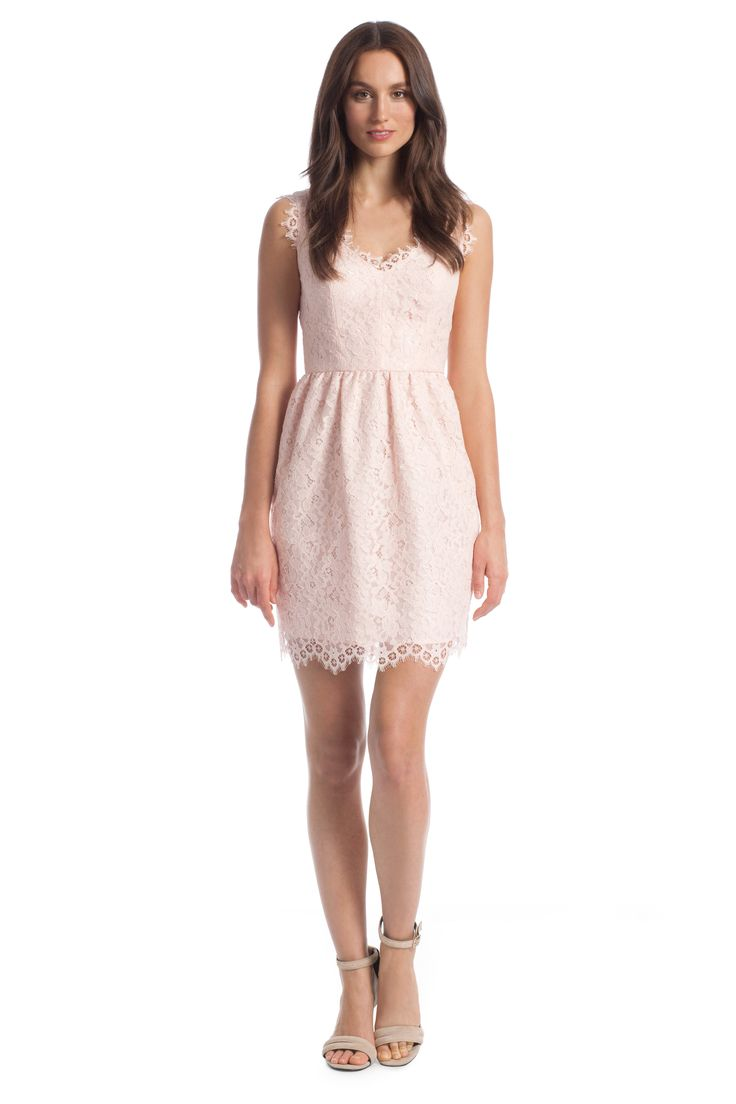 Shoshanna Dresses Sierra Petal Lace Sierra Dress