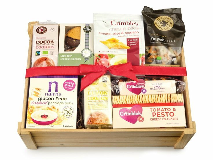 20 best christmas hampers 2013 images on pinterest christmas gluten free hamper from norooni gluten free hamperschristmas hamper negle Images