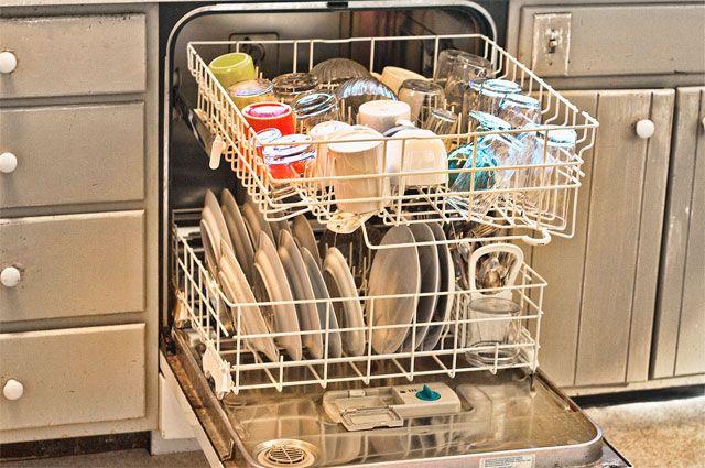 Geschirrspüler spült nicht richtig, was tun Spülmaschine
