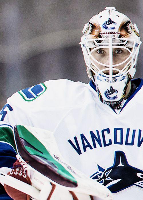Jacob Markström - Vancouver Canucks