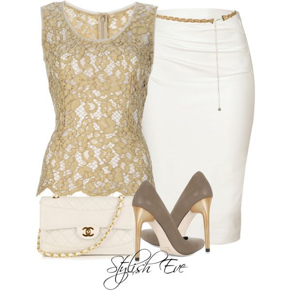Noha, created by stylisheve on Polyvore                                                                                                                                                      Más