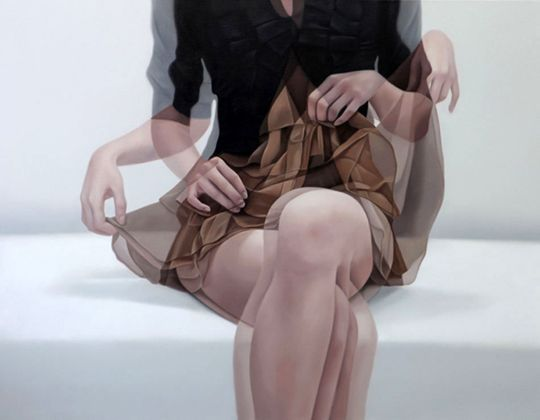 Ho Ryon Lee: Oil Paintings, Double Exposure, Ho Ryon, The Artists, Graphics Design, Fashion Blog, Horyon, Photography, Ryon Lee