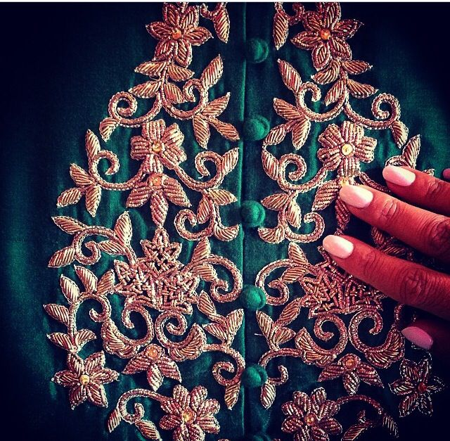 17 Best Images About Zardozi On Pinterest  Beading