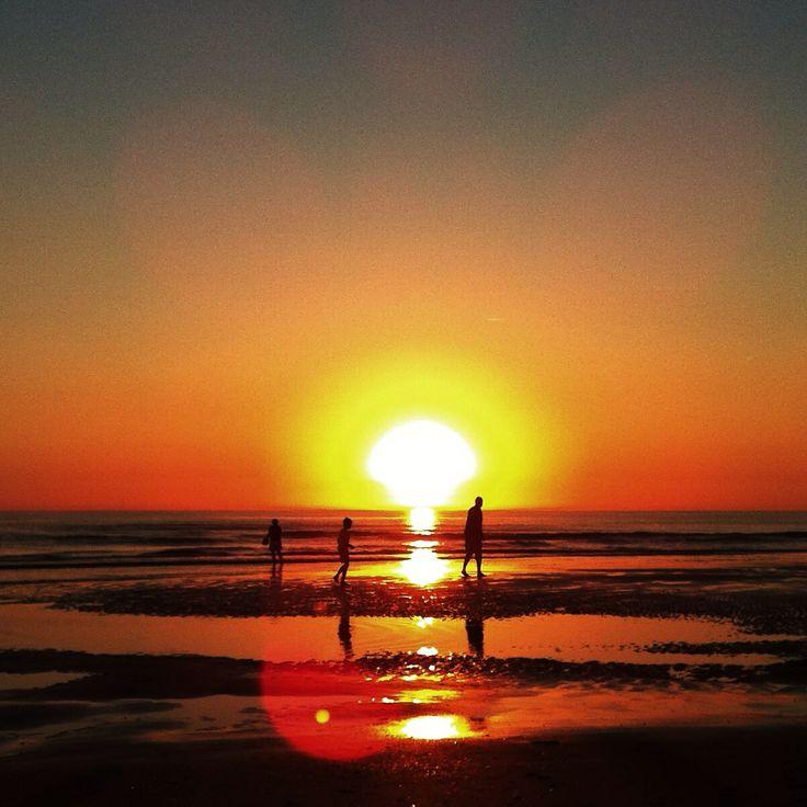 Sunset @ Rømø
