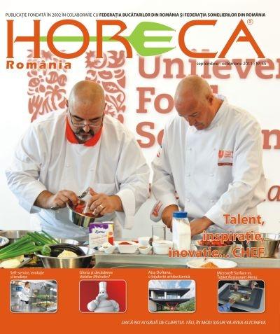 Issue 55 - UFS Chefs - Robert Voicu/Paul Pandele