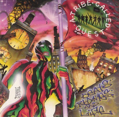 Beats, Rhymes and Life [CD]