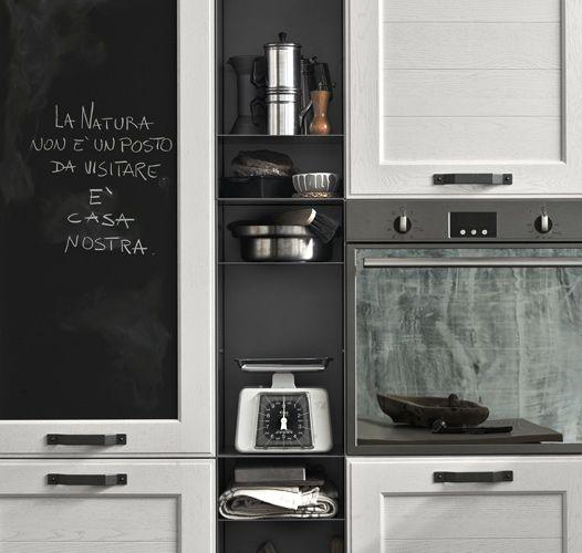 dettaglio cucina moderna contemporanea stosa - modello cucina york 03