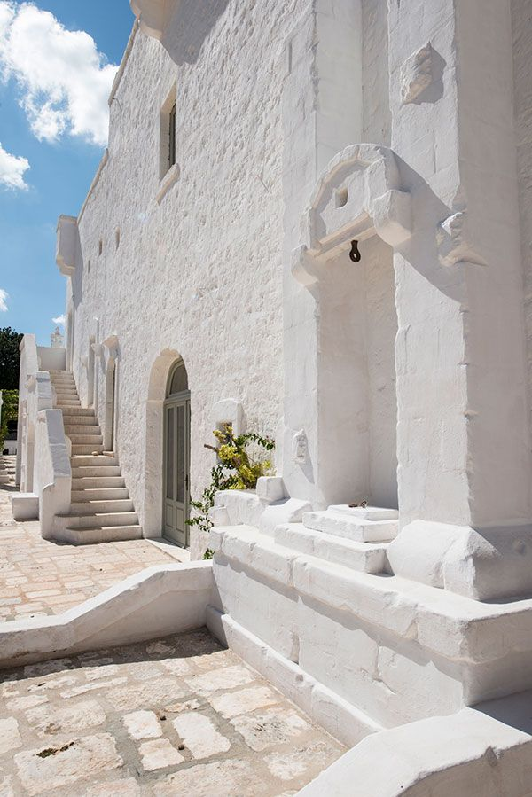 Masseria Le Carrube, un paraíso en la Costa de Puglia