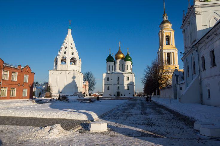 Фото Коломны – фотографии Коломны хорошего качества в высоком разрешении бесплатно. Историческая часть города, Коломенский Кремль, дома и церкви.