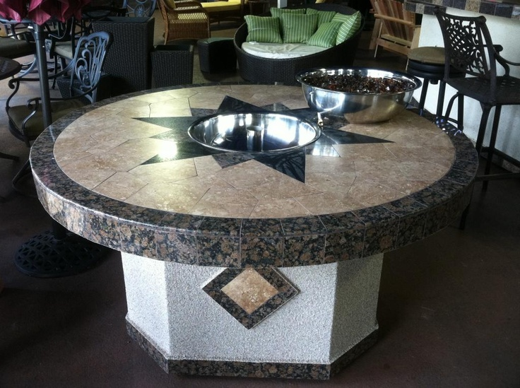 Outdoor Fire Tables In Orange County   Extreme Backyard Designs