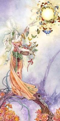 Wicca Online!: Aine, a Deusa das Fadas - Pedro Guardião