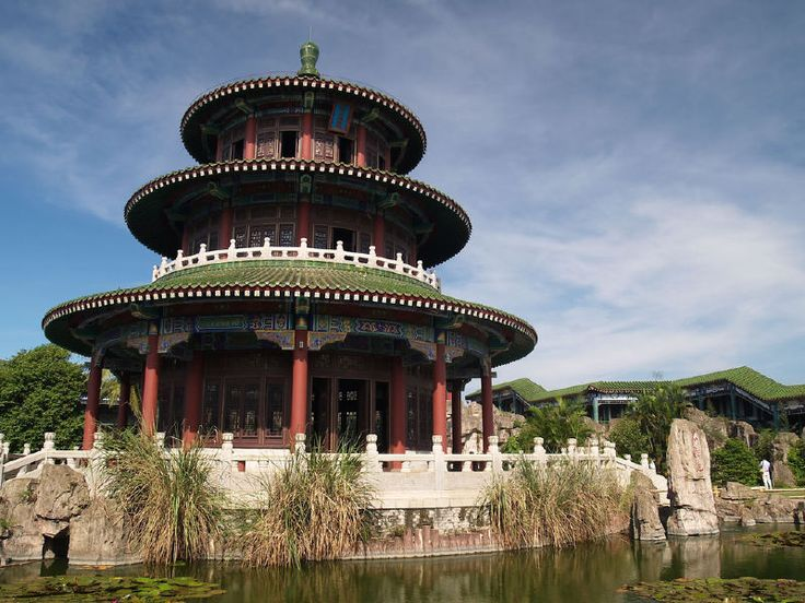 Tomb of Hai Rui, Haikou, Hainan, China