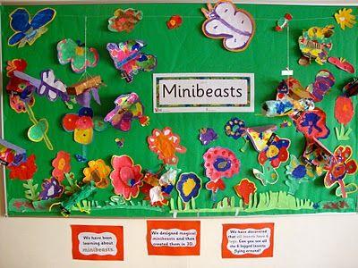 minibeast display: ladybug addition