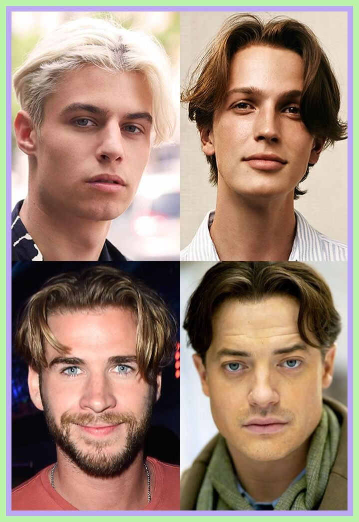 89 Reference Of Curtain Hairstyle Men Ambesonne In 2020 90s Hair Men Vintage Hairstyles For Long Hair Mens Hairstyles