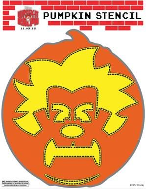 Here are some cute Halloween activities courtesy of Wreck-It Ralph