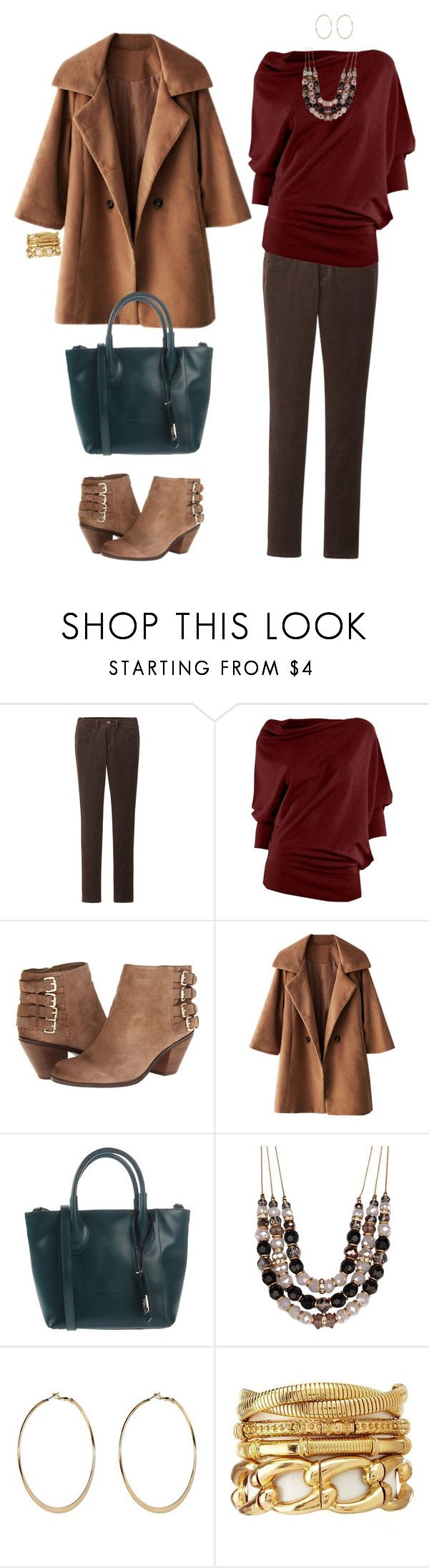 Casual Friday! by nedriaames on Polyvore featuring Max Studio, Uniqlo, Sam Edelman, Coccinelle and Charlotte Russe