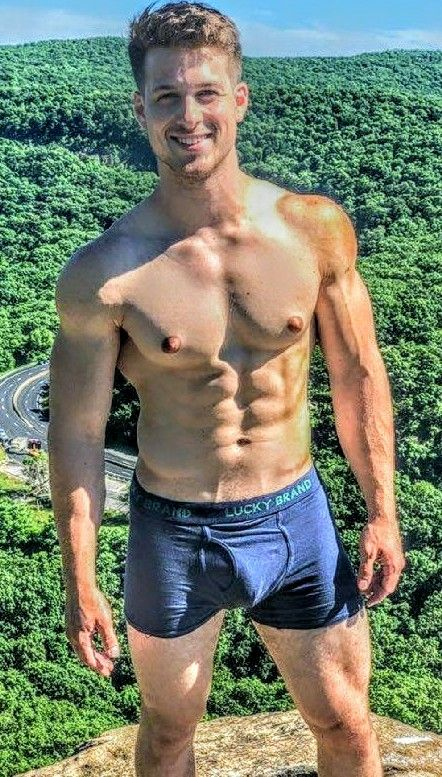 9956afb064263 Pin by Milo on Blue Briefs | Men's undies, Shirtless men, Good looking men