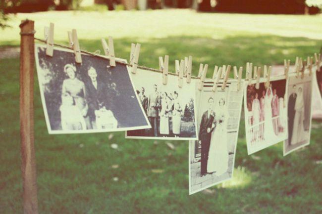 Hängende Dekorationen für Ihre Hochzeit Image: 2