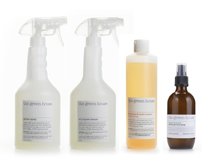 Bathroom & Toilet Cleaner - NZ Made, and all natural