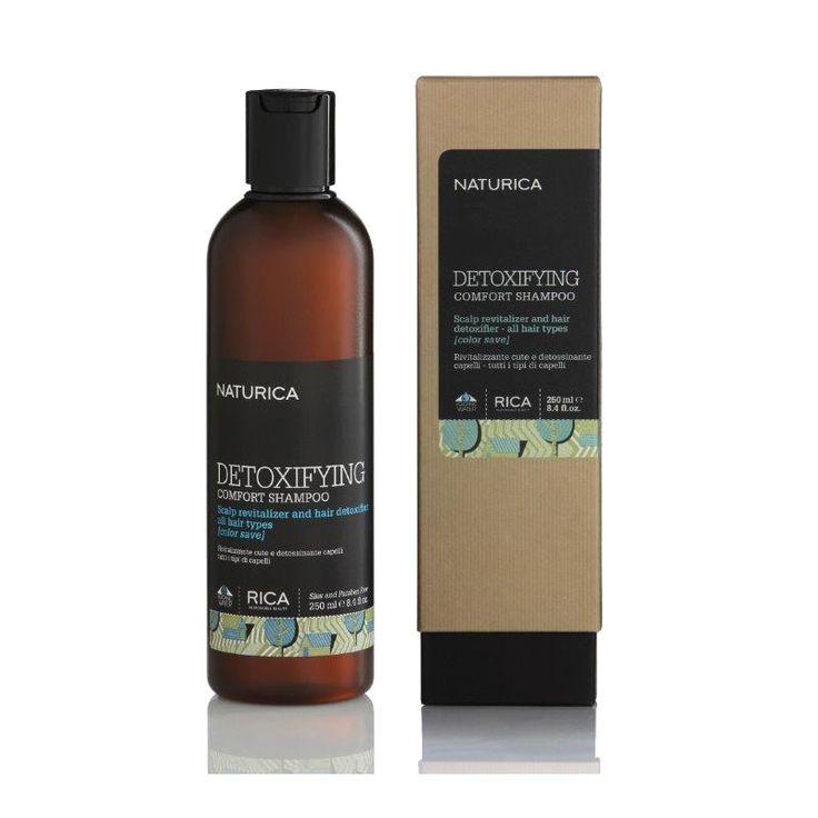 www.hairproductsaward.it | Detoxifying Comfort Shampoo - Naturica