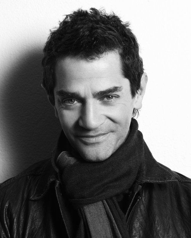 James Frain: Loved him in Tudors and Where the Heart Is.