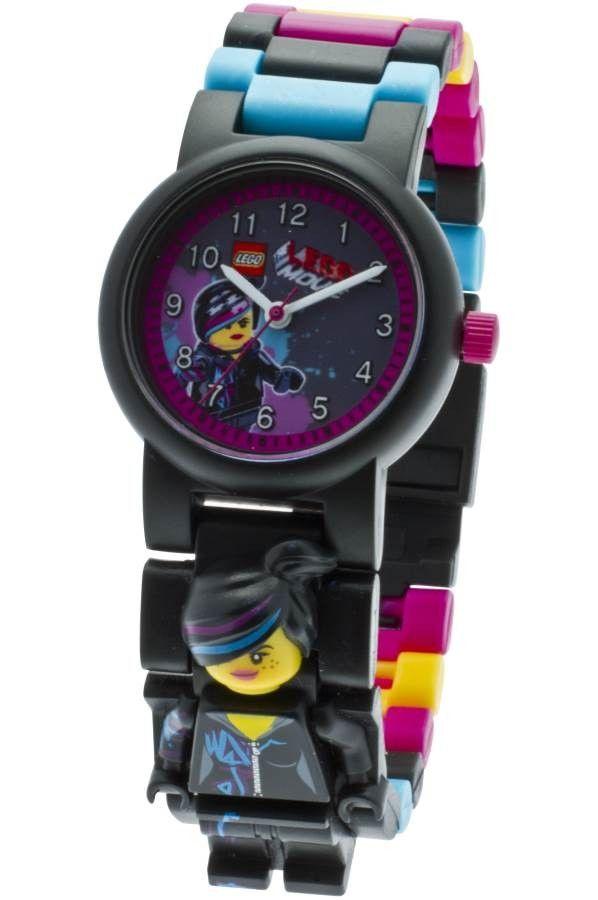 LEGO Movie Wyldstyle Minifigure Link watch