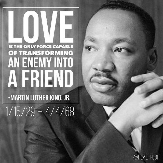 Celebrating the life and legacy of Martin Luther King, Jr.