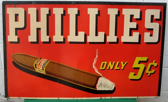 Phillies Cigar 5¢