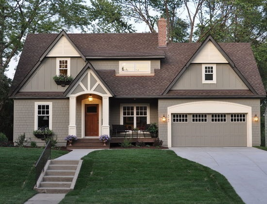 home exterior paint color ideas home exterior paint color combinations home exterior paint color schemes the body of the house is benjamin moore copley - Stucco Exterior Paint Color Schemes