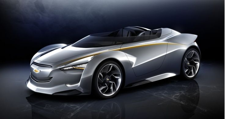 Future Cars | ... hybrid 'muscle car of the future', Seoul Motor Show, March 2011