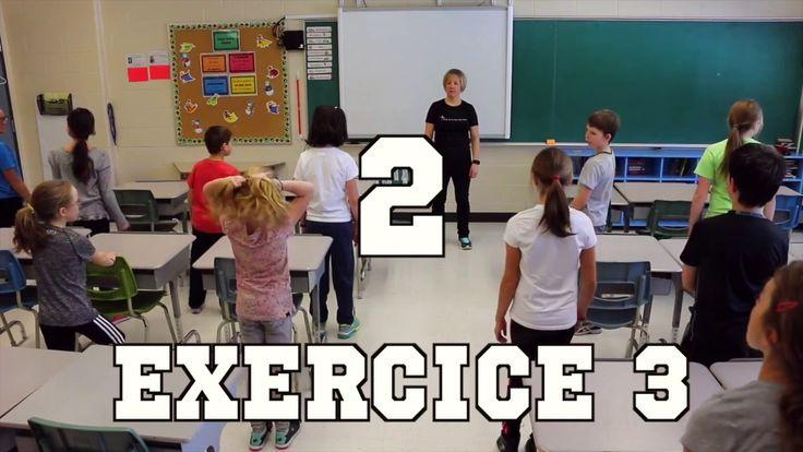 Vidéo 1 de 3 Vous voulez augmenter le niveau d'attention de vos élèves, n'hésitez pas à faire des périodes de Tabata en classe. Voici une vidéo de 4 blocs d'exercices qu...