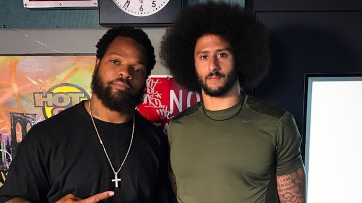 Michael Bennett says it's obvious that Colin Kaepernick is being blackballed by NFL