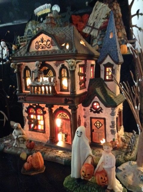 miniature halloween - Miniature Halloween Decorations