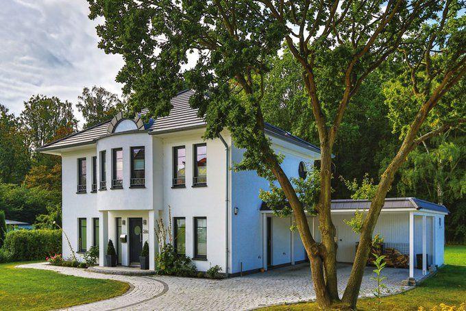 exklusive stadtvilla 210kl von arge haus living at home pinterest haus. Black Bedroom Furniture Sets. Home Design Ideas