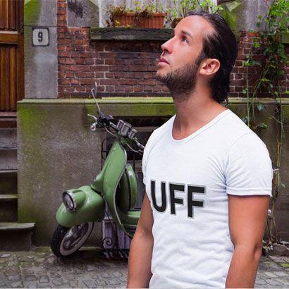 #Local #Streetwear mit #Auszeichnung, ein #Outfit mit #Style. Ein #Shirt im Mittelpunkt des Kennzeichens von #Uffenheim. ( UFF )