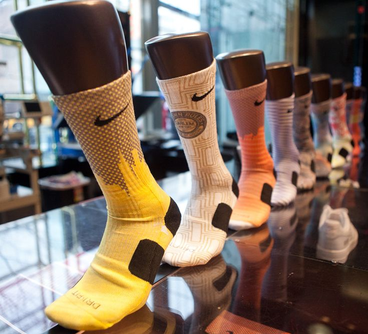 The elite Nike basketball sock customize your own style in store 1