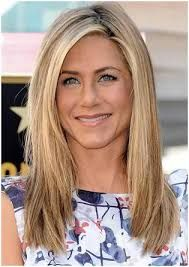 jennifer aniston face framing layers - Google Search