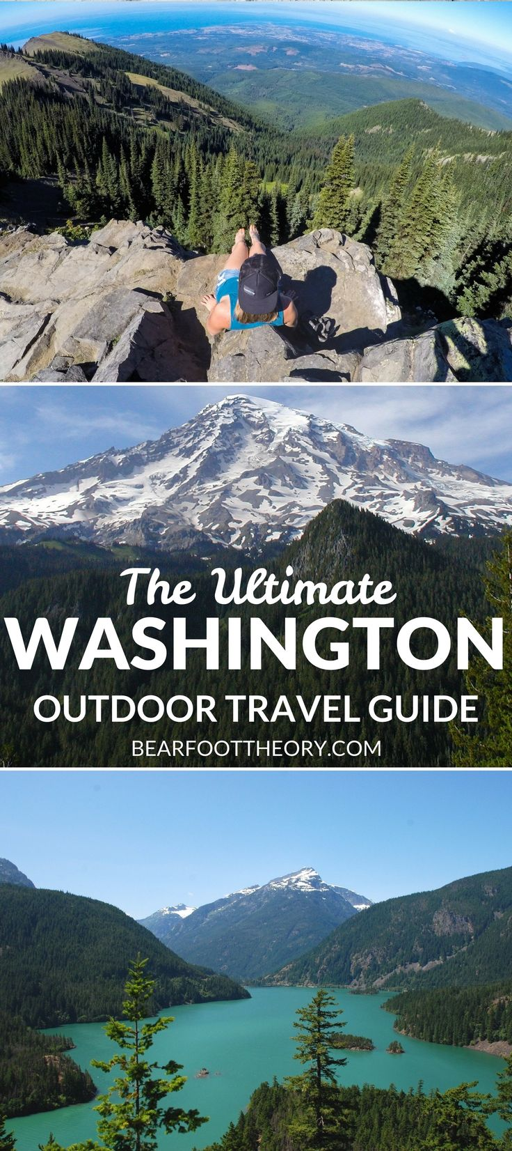 Plan an adventurous trip to Washington with our outdoor travel guide featuring the best outdoor activities, national parks & most popular blog posts.
