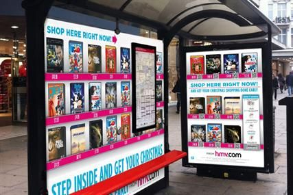 HelpDotCalm loves this! QR Code shopping at your bus stop! It would make holiday shopping so much easier! The possibilities are endless.