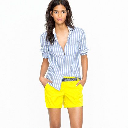 How To Wear Summer 2012′s Hottest Shorts [7.3.12]